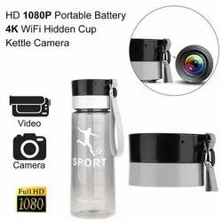 Spy  Portable WiFi 1080P Sports Water Bottle Camera