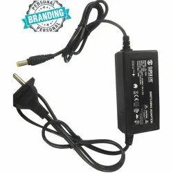 Super Eye Plastic Power Adapter 12v 5amp For CCTV Camera