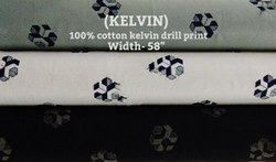Kelvin (100% Cotton Kelvin Drill Print)
