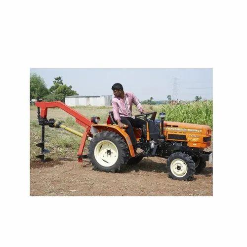 VST Shakti 5025 R Branson 47 HP Tractors - Vst Tillers