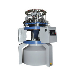 Rib Interlock Circular Knitting Machine