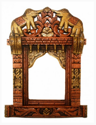 Hand Crafted Jharokha Wall Hanging