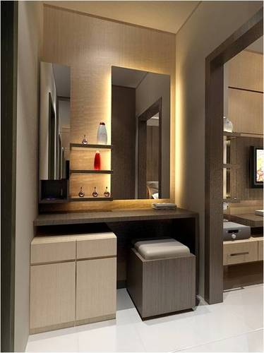 Dressing room designs in the home for Bedroom designs with attached bathroom and dressing room