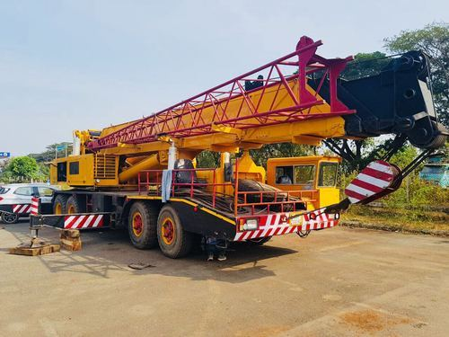 Grove Tm800 Telescopic Truck Crane