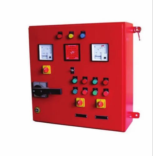 Single Phase Diesel Engine Control Panel