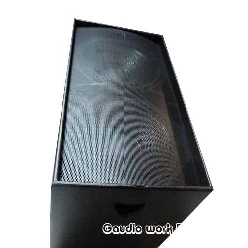 Martin S218 DJ Sound Box Empty Cabinet