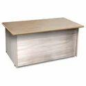 6 Feet Wooden Office Table