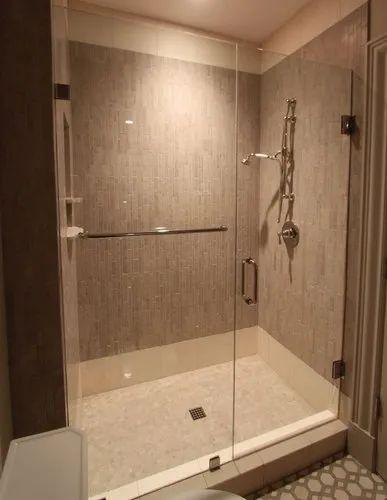 Saint Gobain Openable / Sliding Glass Shower Enclosure