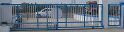Motorized Telescopic Sliding Gate