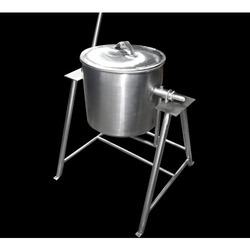 Stainless Steel SS Rice Vessel