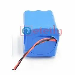 11.1 V 3S3P LiIon Battery Pack