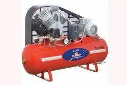 20 HP Elgi Screw Air Compressor, Air Tank Capacity: 1000