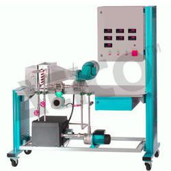 Water-to-Air Heat Exchanger Trainer