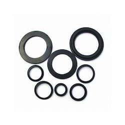 Black Silicone Rubber Gasket