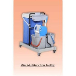 Mini Multi Function Janitor Trolley