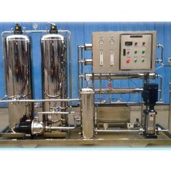 200 LPH Stainless Steel Automatic Packaged Drinking Water Plant