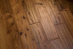 Rectangular Solid Wooden Flooring