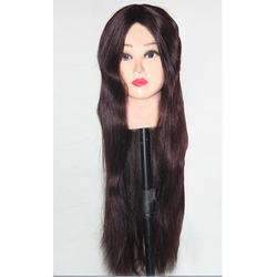 Full Lace 80% Indian Human  Wigs Spl For Cancer Patient