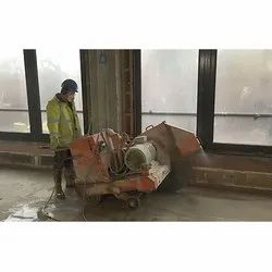 Floor Concrete Cutting Services