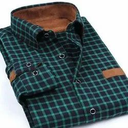 Punit Polyfab Cotton Mens Full Sleeve Shirts, Packaging Type: Packet, Machine, Hand Wash