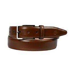 Adel International Soft Embossed Leather Belt