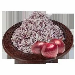 Dry Dehydrated Red Onion Chopped