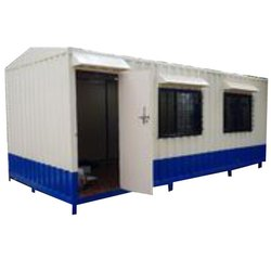 M.S Office Container