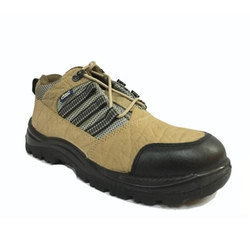 Synthetic Leather Anti-Skid Labor Safety Shoes