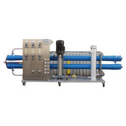 Electric Reverse Osmosis Plant