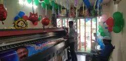 DIGITAL FLEX PRINTING SERVICES, Location: Sattenapalli Guntur District