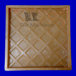 Designer Square Tile Mould