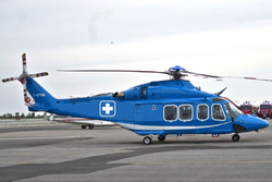Air Ambulance, Response Time: 5 Mins