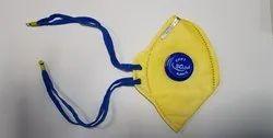 Airofresh A-410 Yellow Colour Exhalation Valve Mask