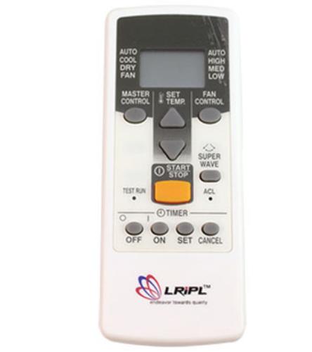 LRIPL Air Conditioner Remote Control AC1701POG(W) - Laxmi Remote
