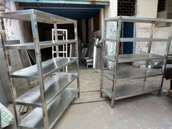 Stainless Steel Industrial Racks