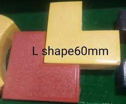 L Shape Paver Mould