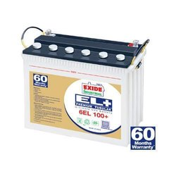 Exide 6EL 100 Premium Tubular Battery
