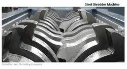 Steel Shredder Machine
