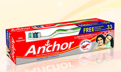 Anchor Red Gel
