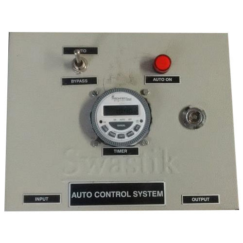 Three Phase Automatic Control Panel Services, For Industrial