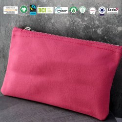 organic cotton cosmetic bag manufacturer exporter