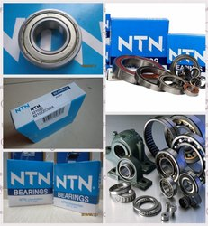 Round Single Row NTN Ball Bearings in Delhi, Part Number: 6312, Weight: 5KG