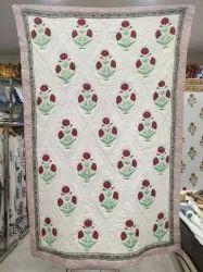 Handmade Cotton Quilt Jaipuri Razai