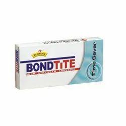 Bondtite Time Saver Epoxy Adhesive, Packaging Size: 6g, 13g