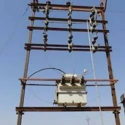 Electrical HT & LT Line Installation Services for Commercial