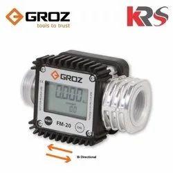 GROZ Digital Fuel Meter