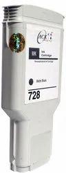 728 300-Ml Remanufactured Matte Black Designjet Ink Catridge