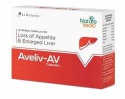 Ayurvedic Liver Capsules