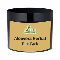 Aloevera Herbal Face Pack (Treat Pimples and Acne)