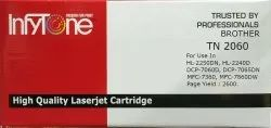 Brother TN 2060 (TN 2060) Compatible Black Toner Cartridge for Brother Printers